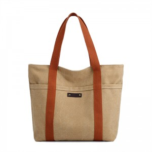 Canvas bag-M0040
